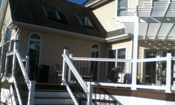 Stairs and Siding NJ